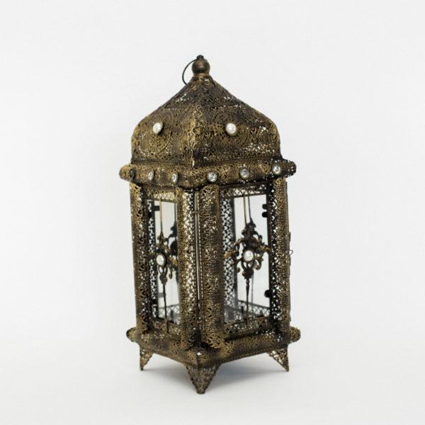 boho lantern
