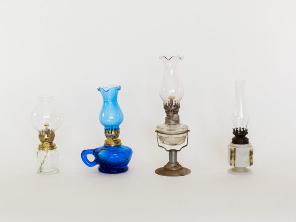 Small Vintage Lamps