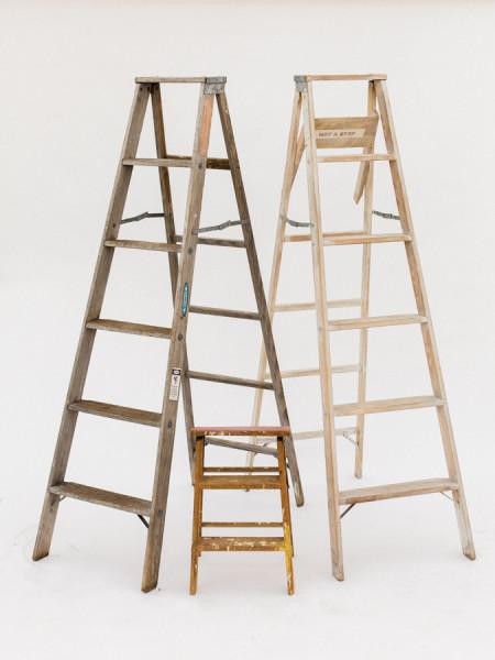 Vintage Ladders