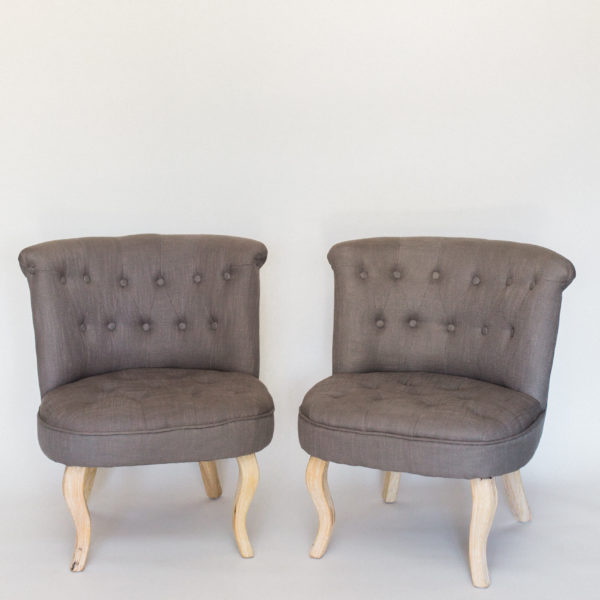 gray chairs