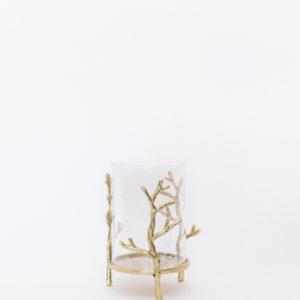 gold branch votive