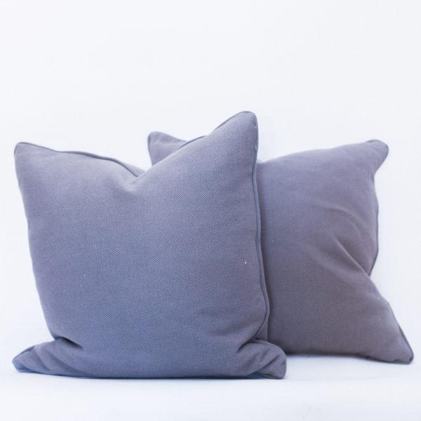 denim blue pillows