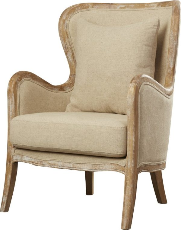 Gazon+Accent+Wingback+Chair
