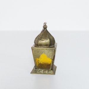small boho lantern