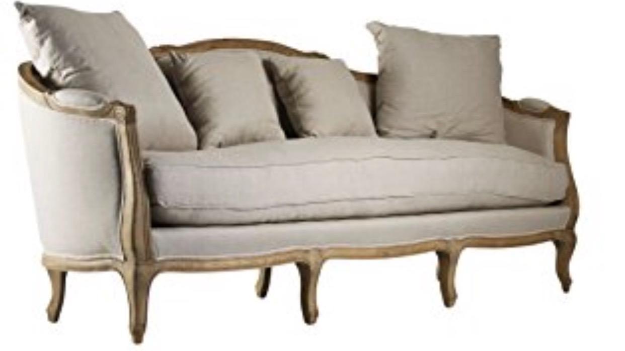 avery linen sofa