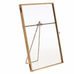 Gold Glass Frames