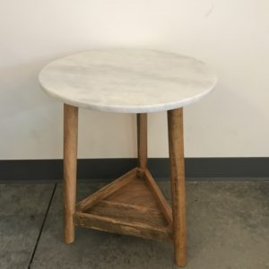 justin marble table