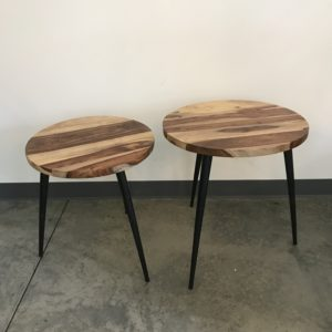 forest nesting tables