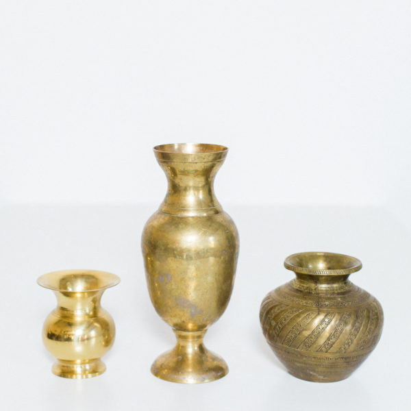 brass vessels