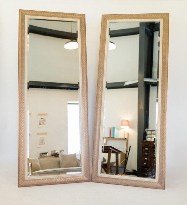 matching floor mirrors