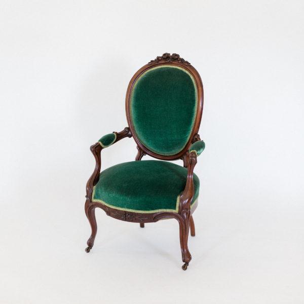 jennie green chair