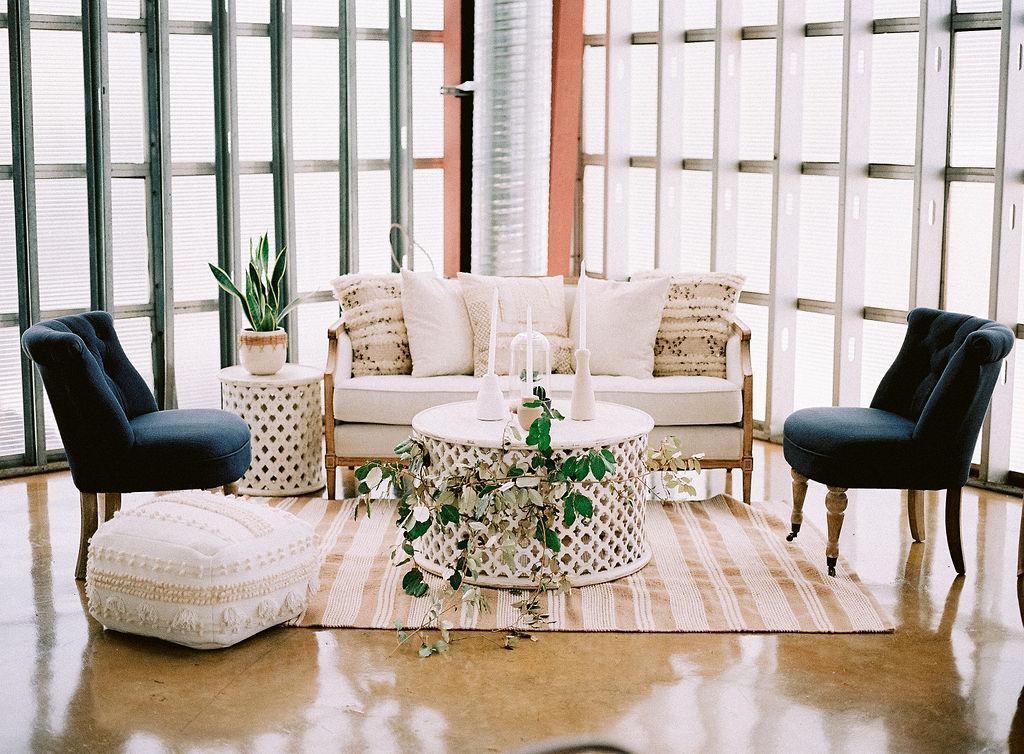 Laurel Boho Lounge Greenhouse Picker Sisters